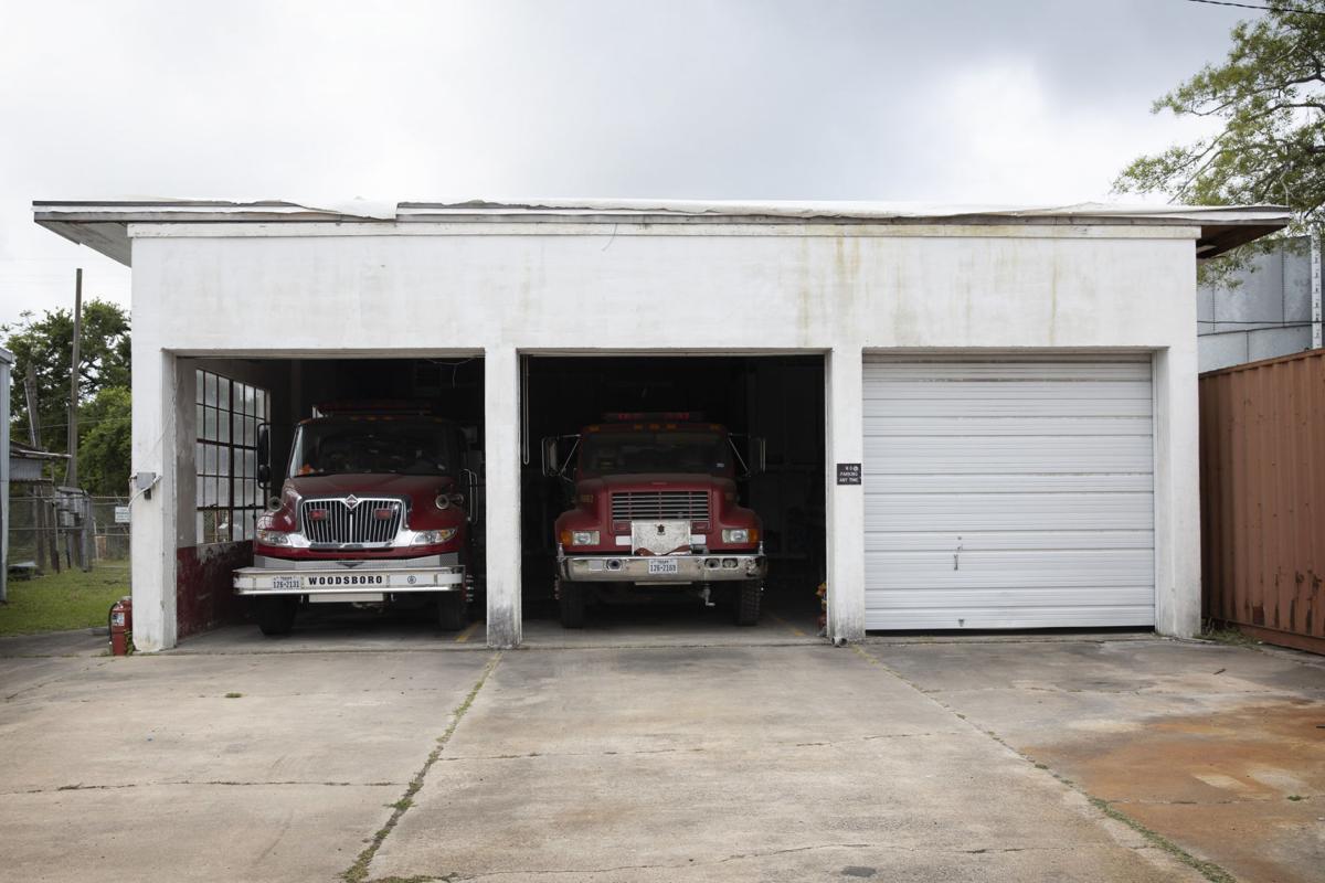 Refugio and Woodsboro fire department recieve new buildings