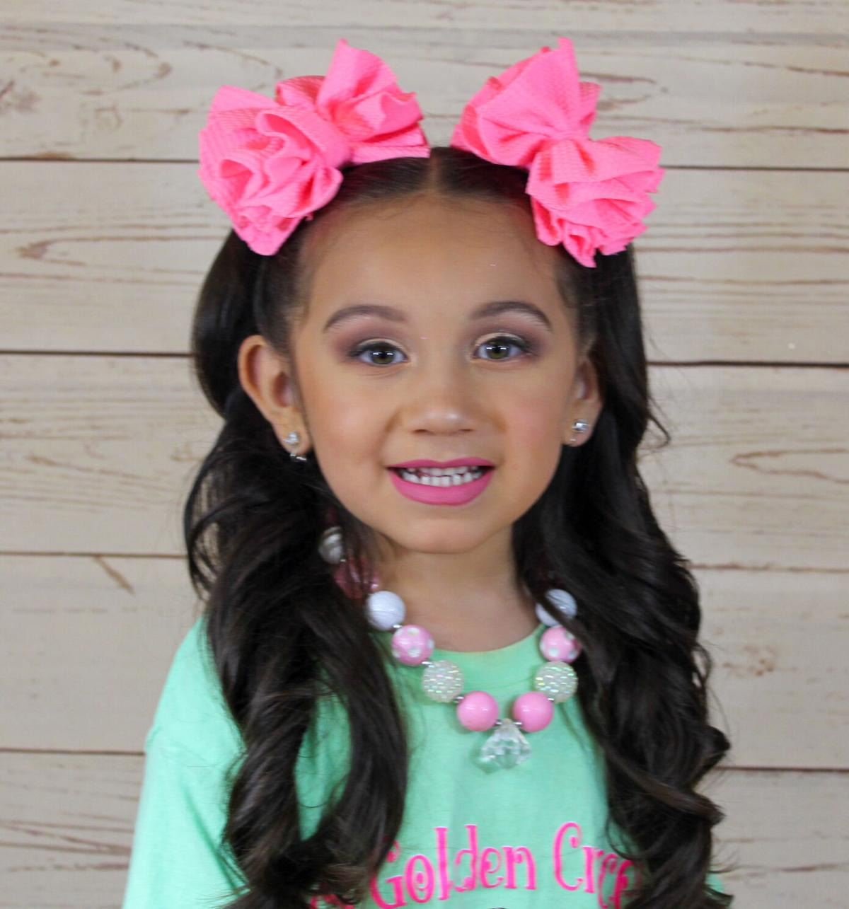 Pippa Garza, Little Miss