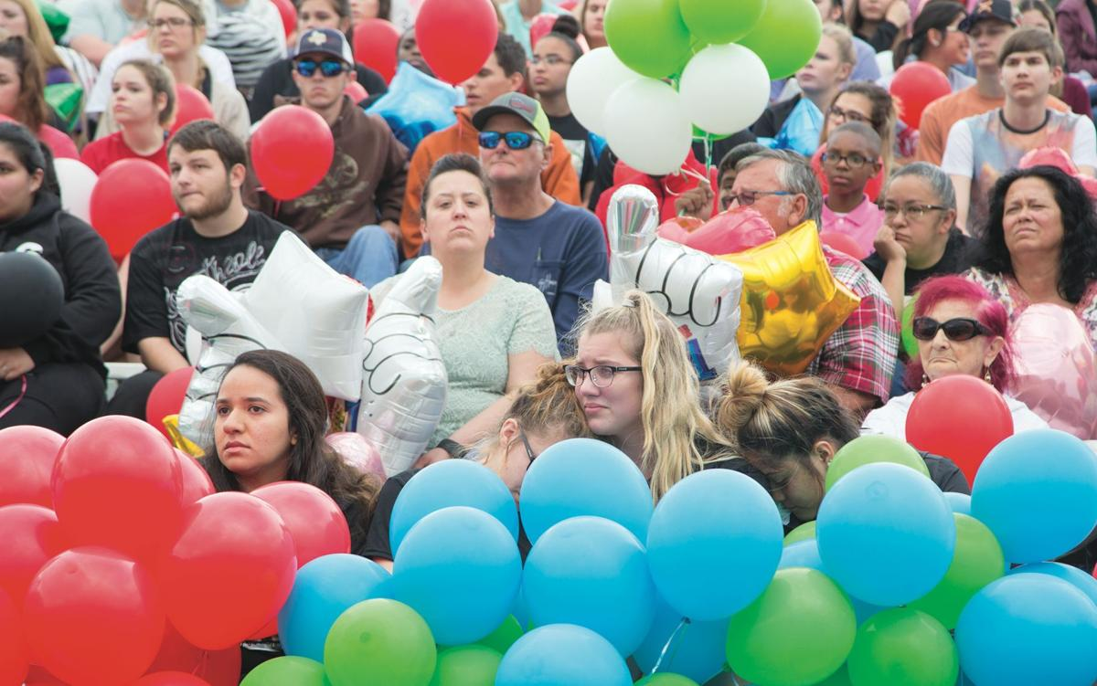 Community remembers 18-year-old's love of life