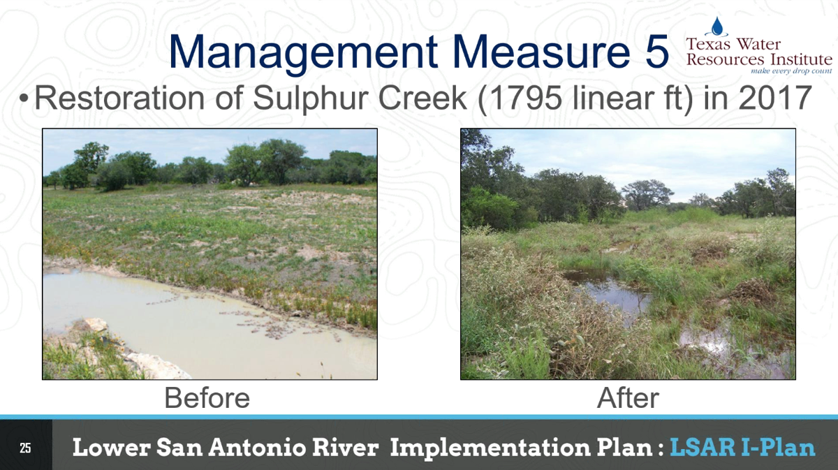 San Antonio River Authority conservation meeting
