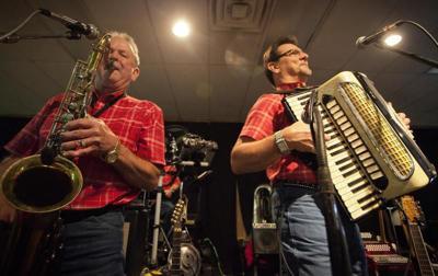 A couple's love affair with polka