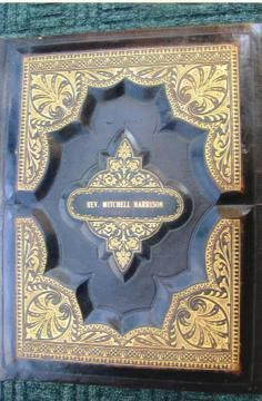The Rev. Mitchell Harrison's Bible