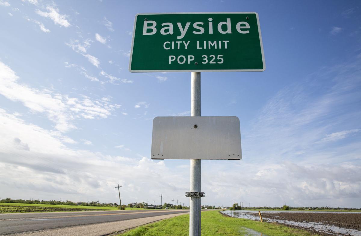 Bayside after Harvey