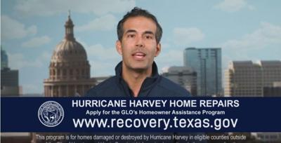 Harvey home repair PSA