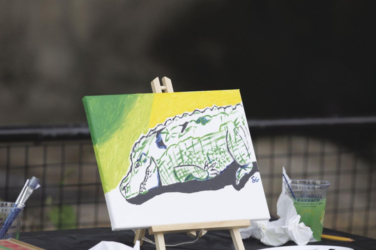 Paint the Zoo!