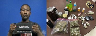 Aldric Aldwin Littles Mugshot and Drugs