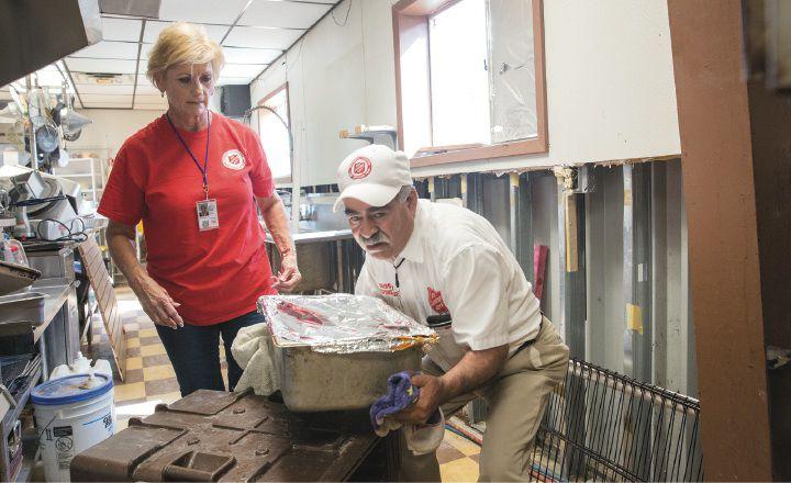 Victoria's relief efforts lacked coordination, leadership