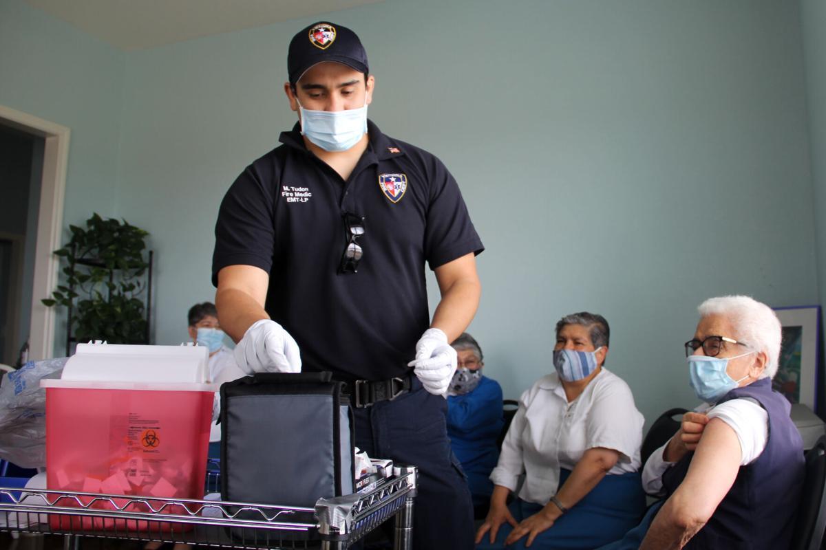 Mobile Vaccine Clinic