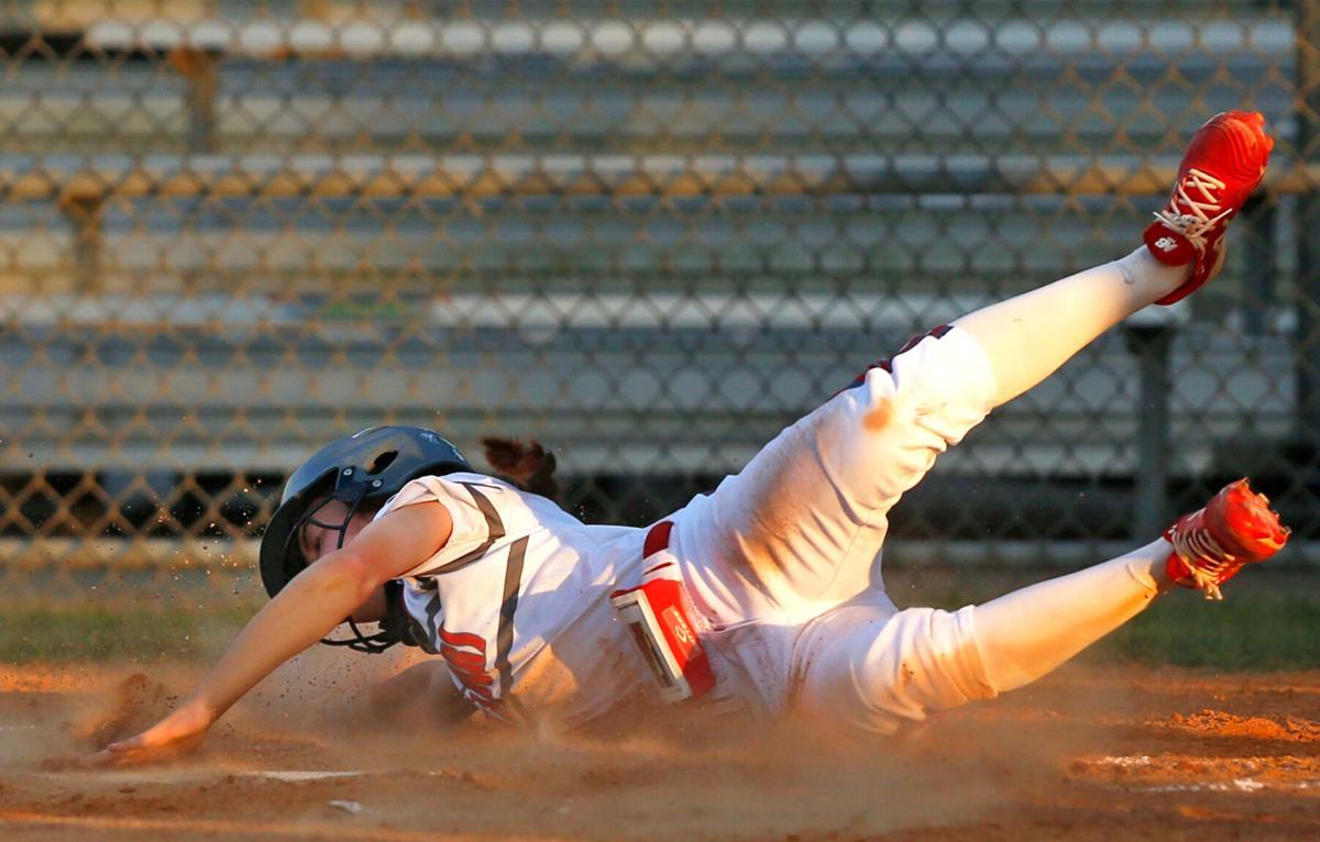 Victoria West vs. Corpus Christi Carroll Softball
