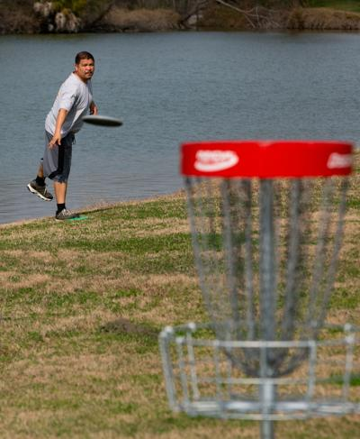 New Disc Golf Course