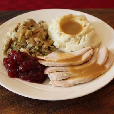 St. Theresa Catholic Church turkey dinner, festival