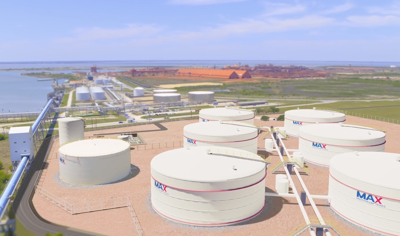 $1B project to transform Calhoun Port into 'major oil export center'