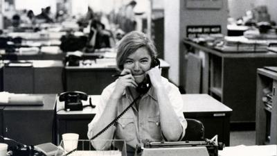 Raise Hell: The Life and Times of Molly Ivins (2019)