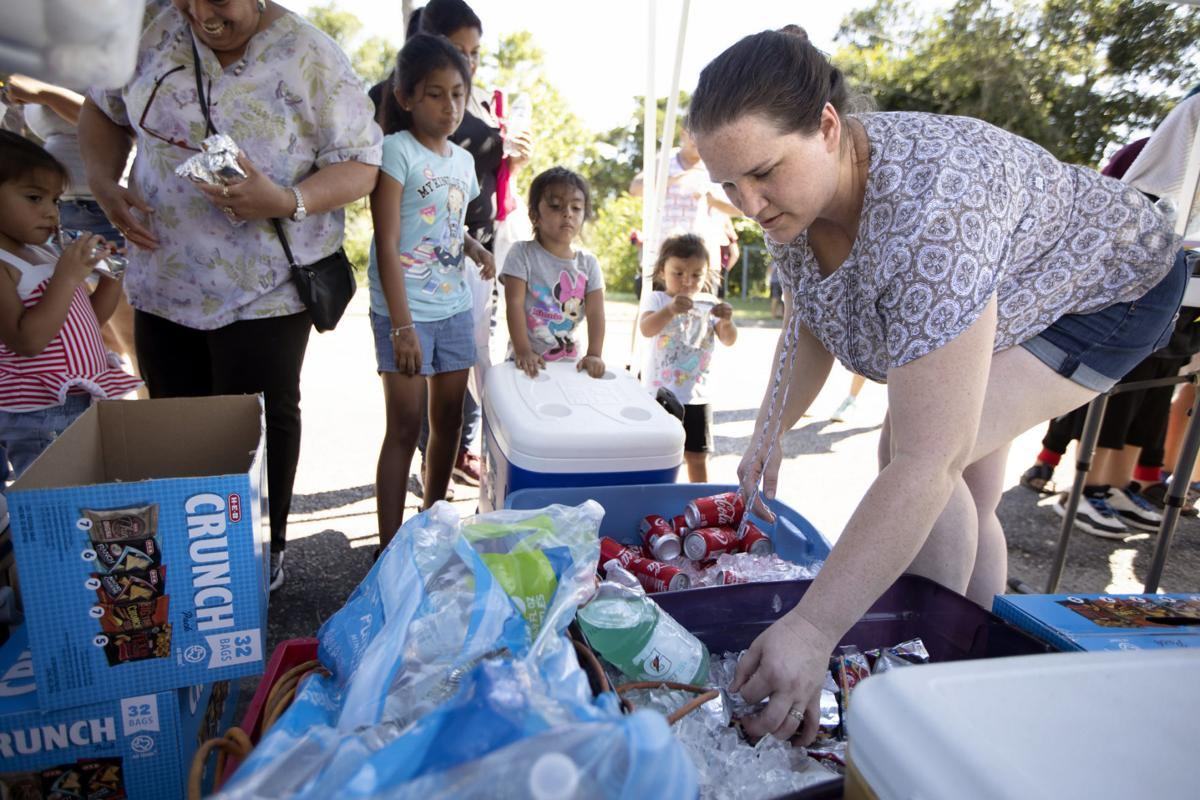 Victoria's Southside holds street party