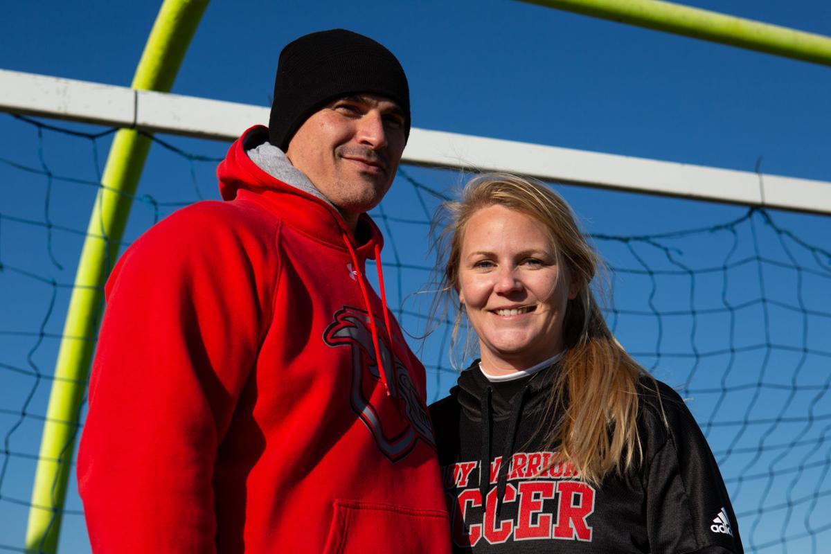Husband-Wife Soccer Coaches