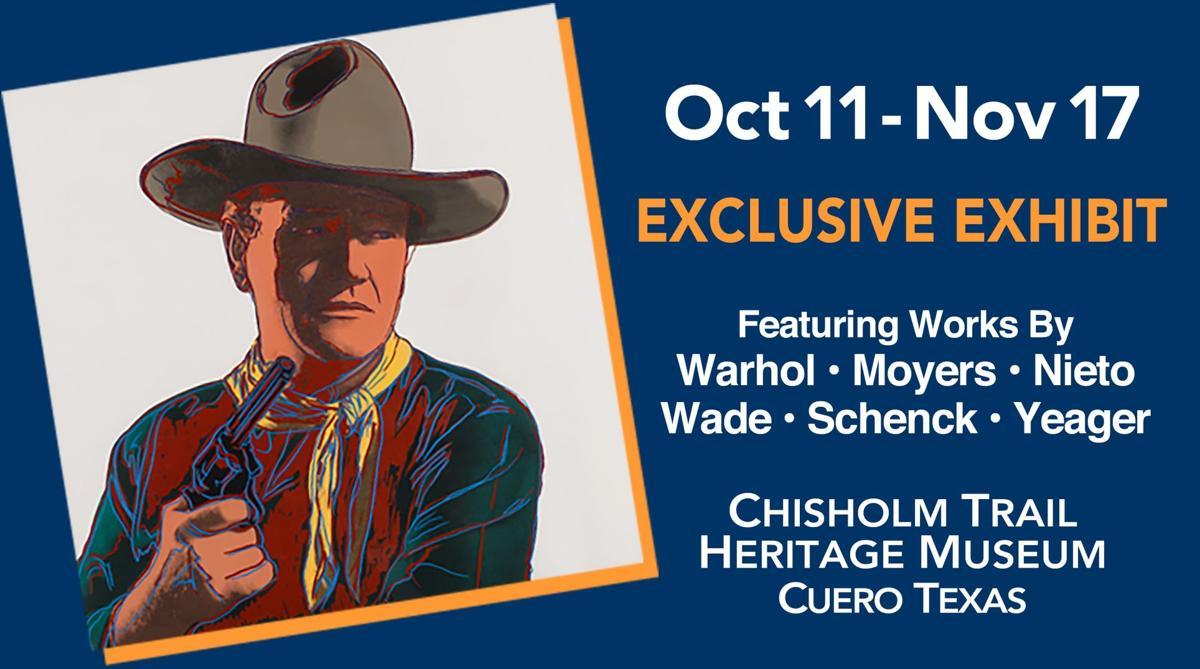 Warhol Exhibit at Chisholm Trail Museum