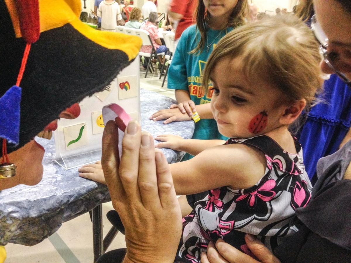 Church celebrates heritage to raise money for community
