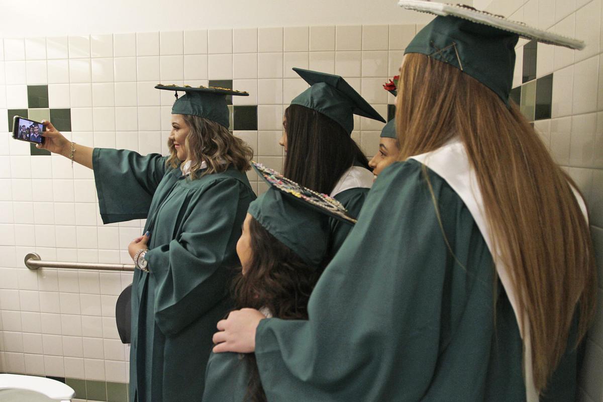 Bloomington High School Graduation