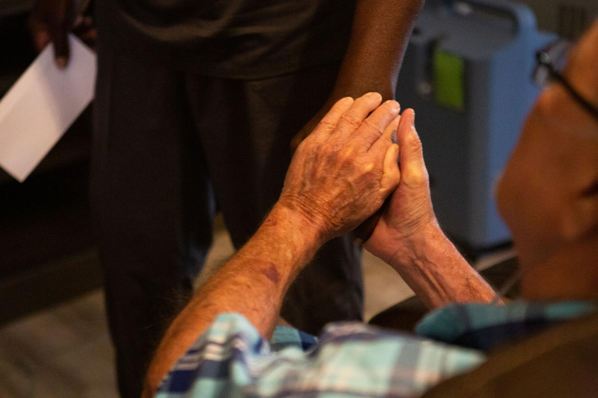 Hospice Care with Pastor Larry Green