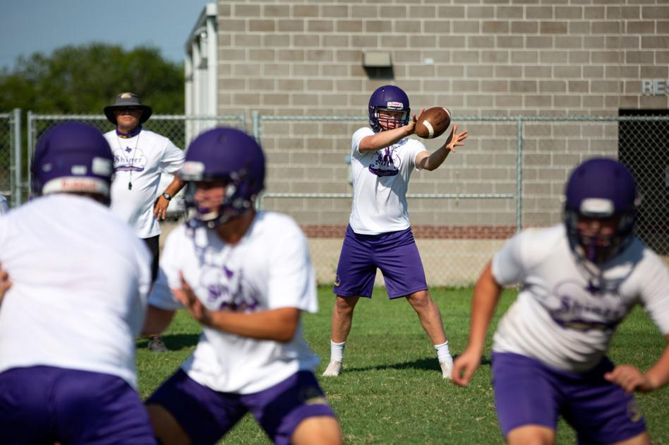 Shiner working hard to meet expectations