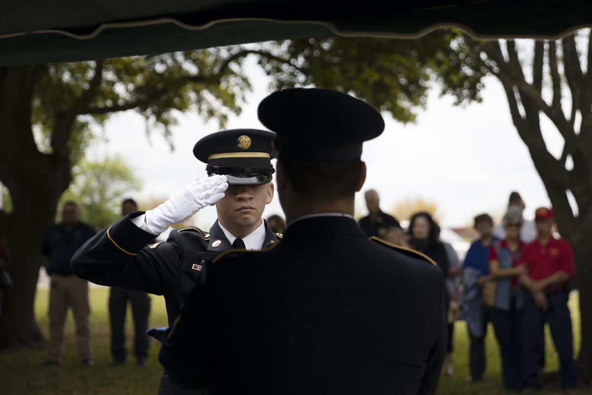 Korean War vet laid to rest