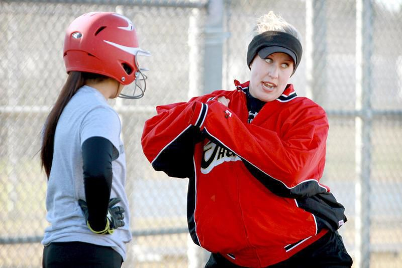 Former UHV players now coaching team
