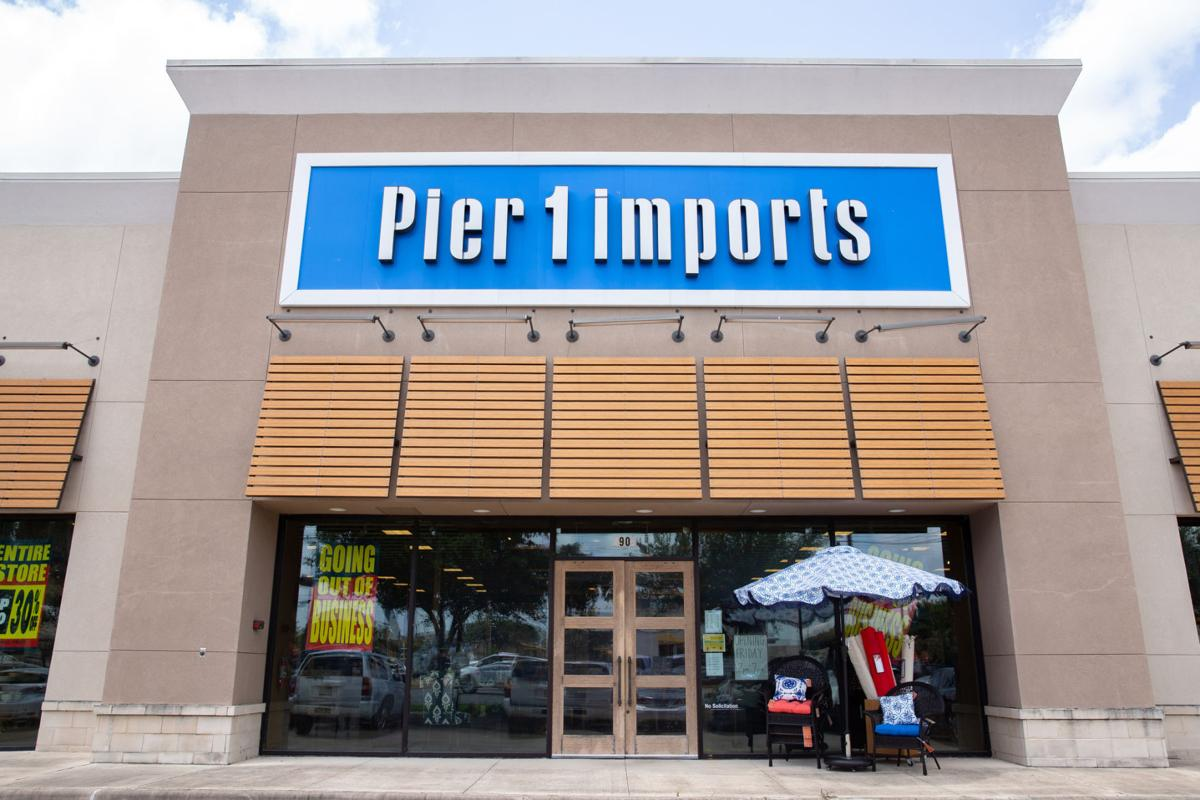 Pier 1 Opens For One Final Sale Business Victoriaadvocate Com