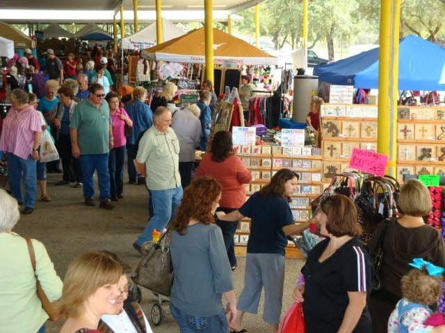 Hallettsville Market Days