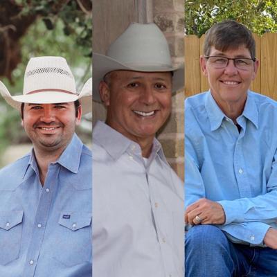 Candidates for Refugio County Sheriff