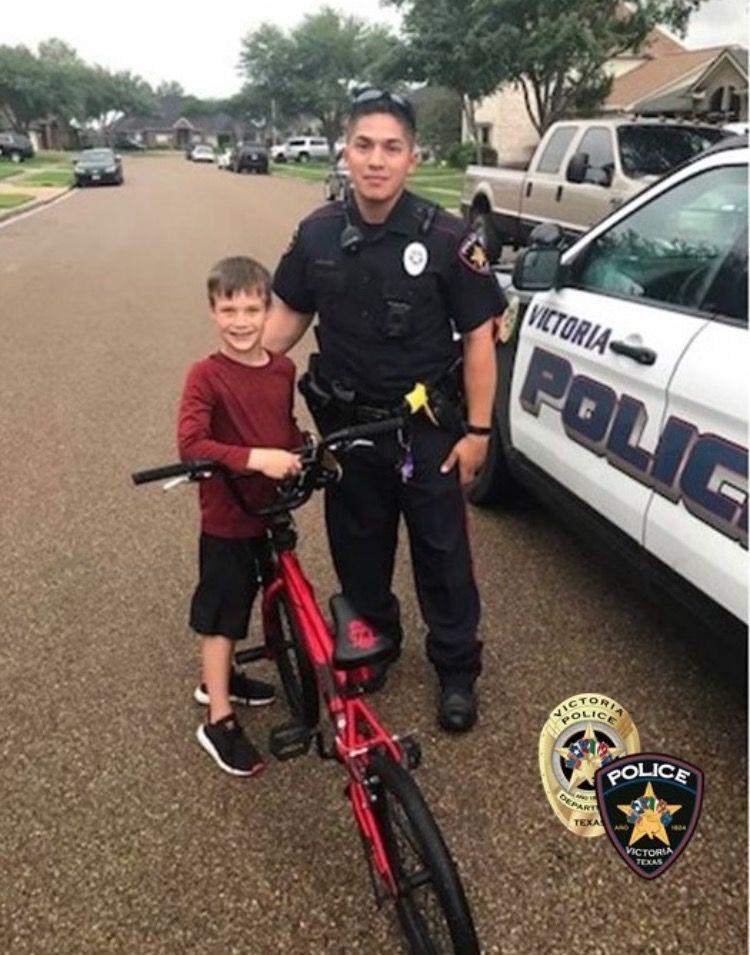 Everyday hero Officer Jesse Garcia