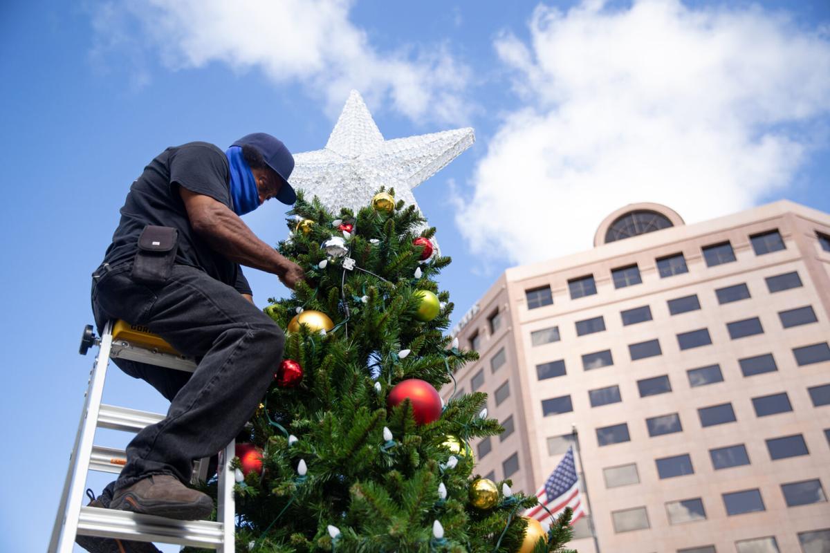 H-E-B Christmas Tree