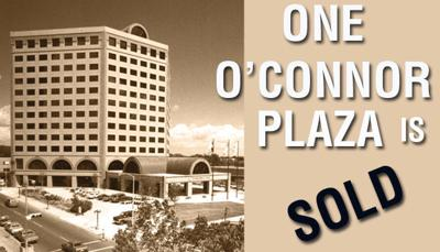 One O'Connor Plaza property purchased