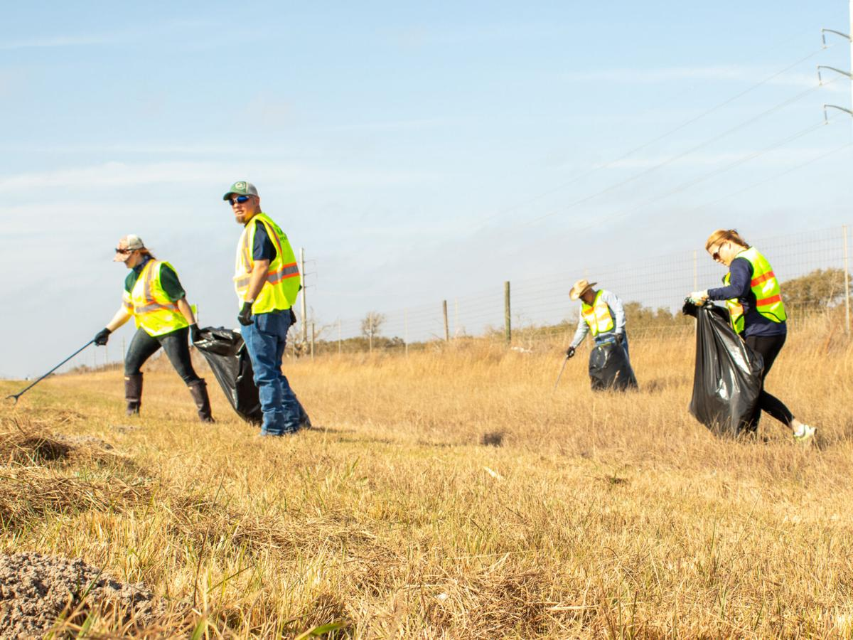 SH 185 Cleanup