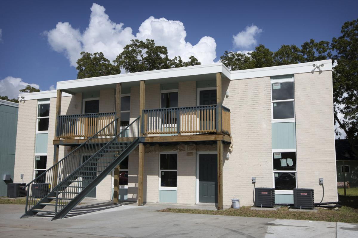 Victoria Housing Authority opens new affordable apartments