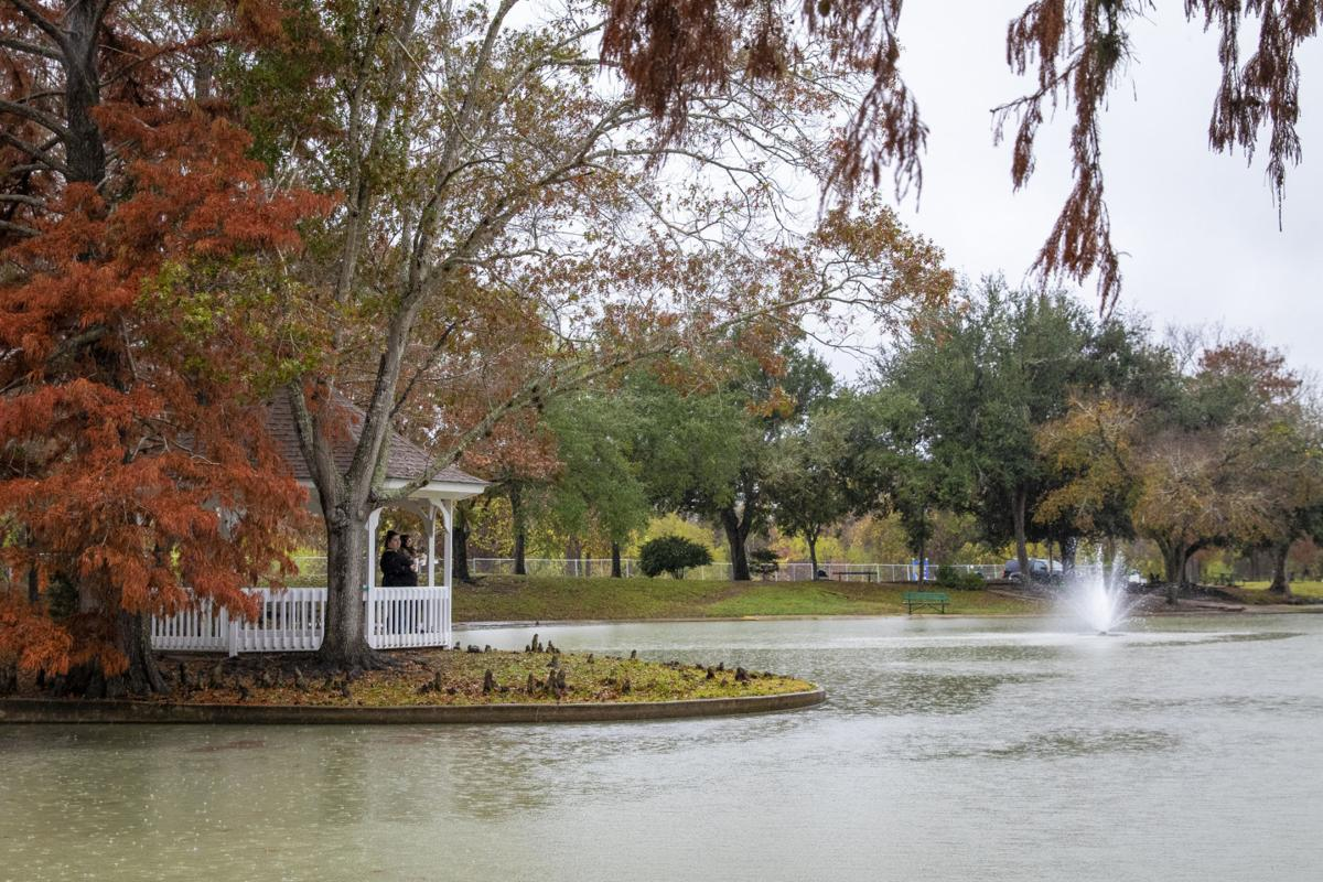 The Duck Pond is one of many attractions at Riverside Park