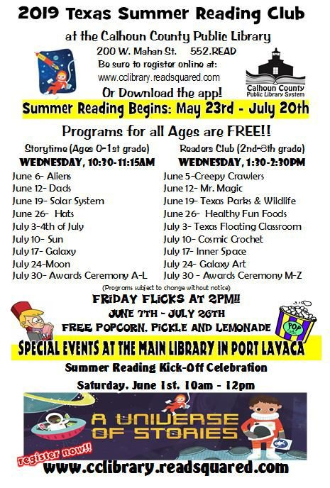 Port Lavaca Library