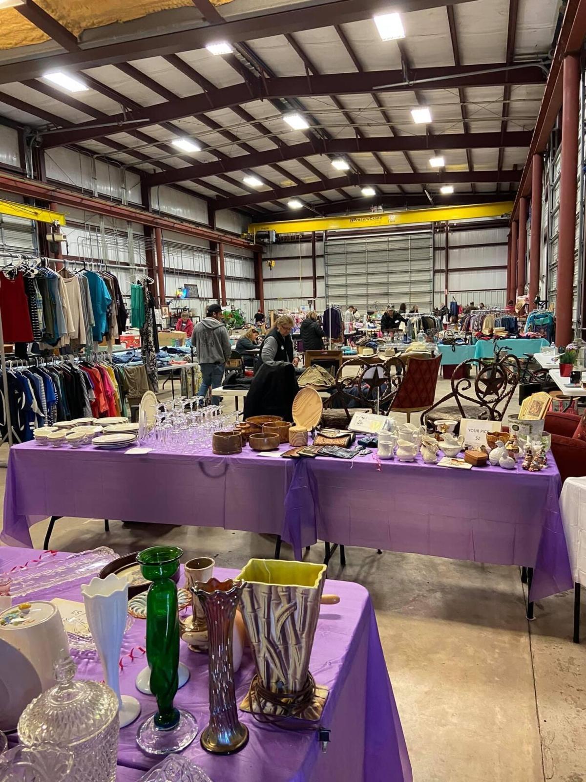Schroeder Community Garage Sale and Flea Market