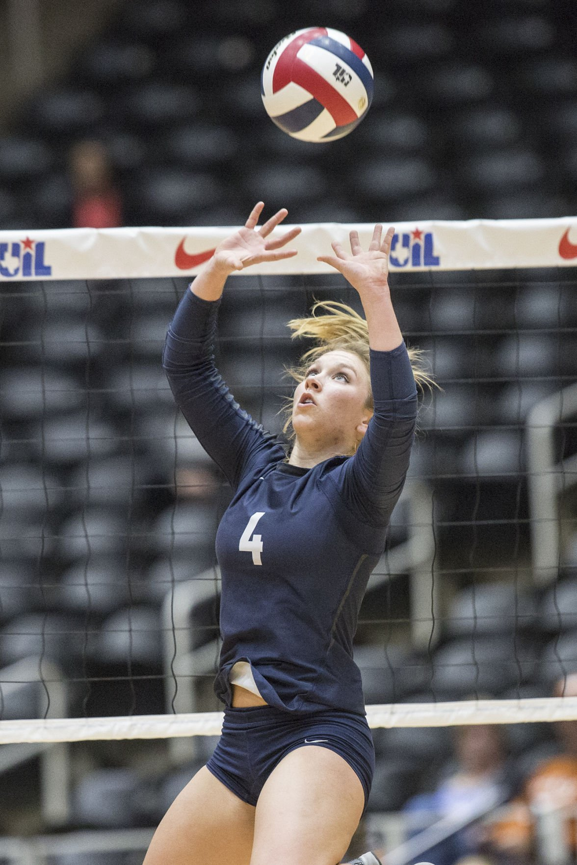 Goliad claims top honors on all-state volleyball team