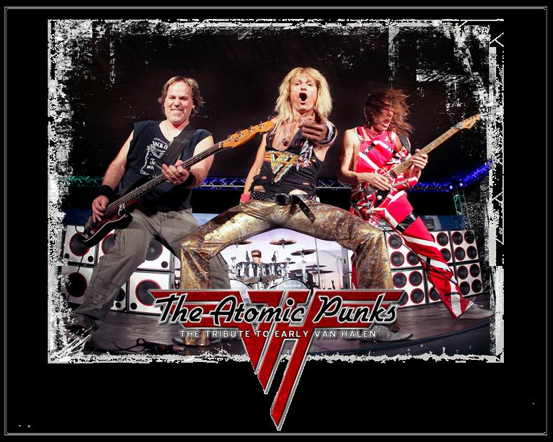 Updated: Van Halen tribute band The Atomic Punks to headline Bootfest rock lineup