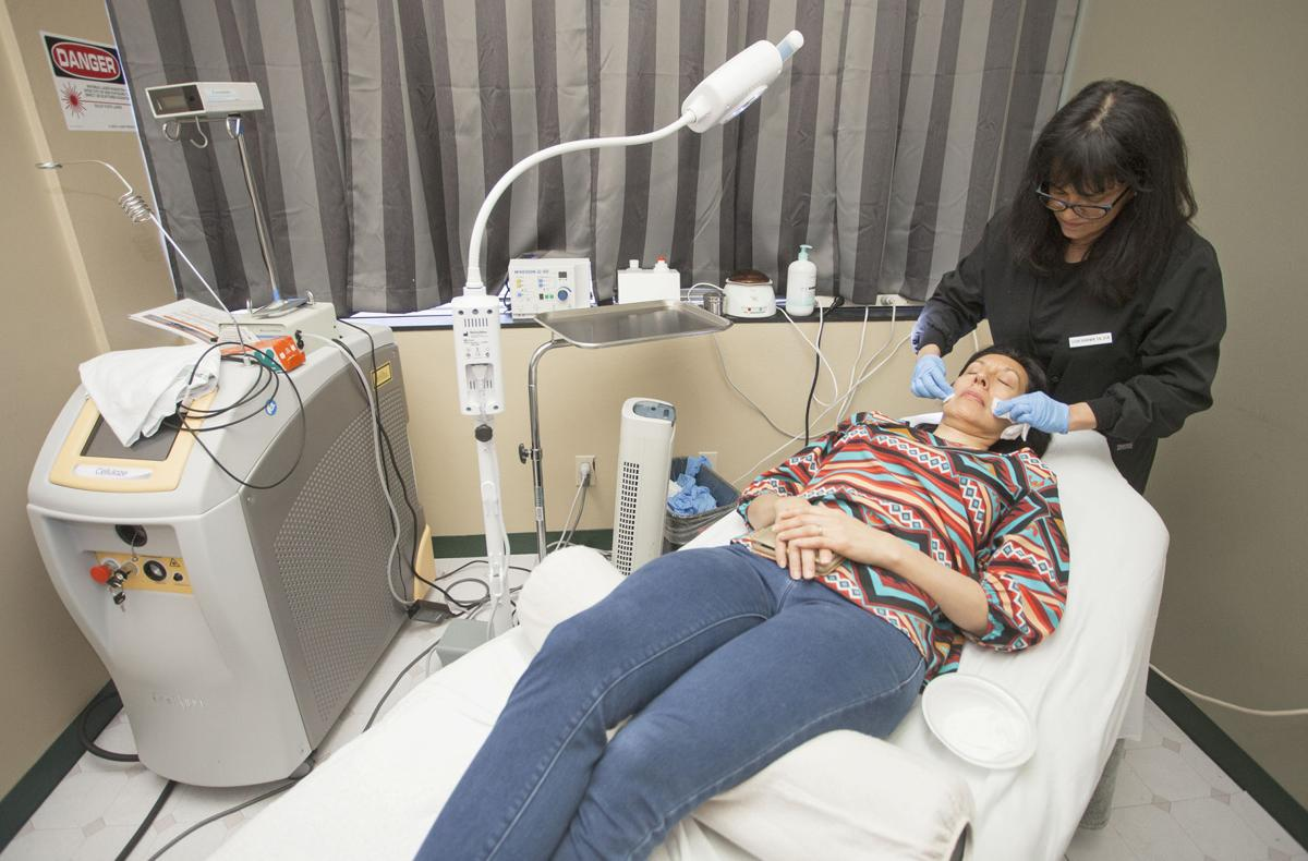 OB-GYN opens spa to push for health education