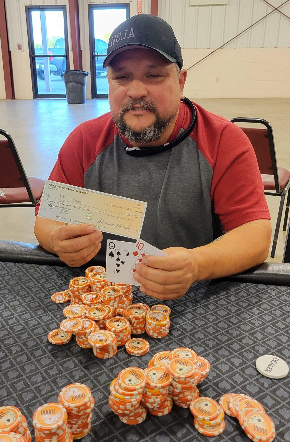 World Series of Refugio Texas Hold 'em