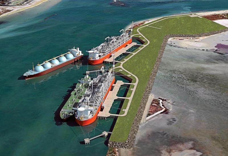 Company to build $2 billion natural gas plant in Port Lavaca