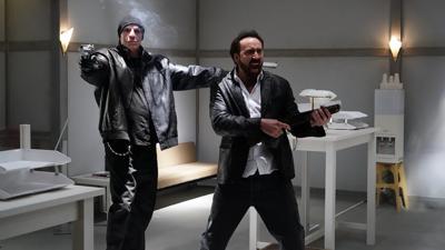 Prisoners of the Ghostland (2020)