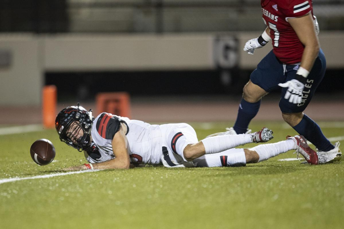 West drops to second in district after loss to Veterans Memorial