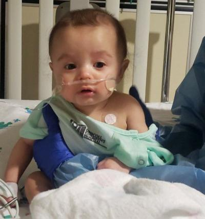 Crossroads family seeks help for infant's medical expenses