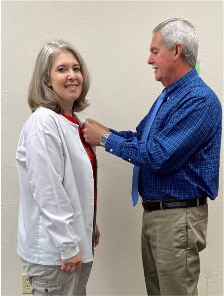 UHV Nursing Pinning Ceremony