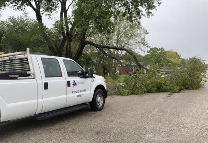 Emergency management coordinator: Victoria County, city 'fared really well' during Tropical Storm Beta