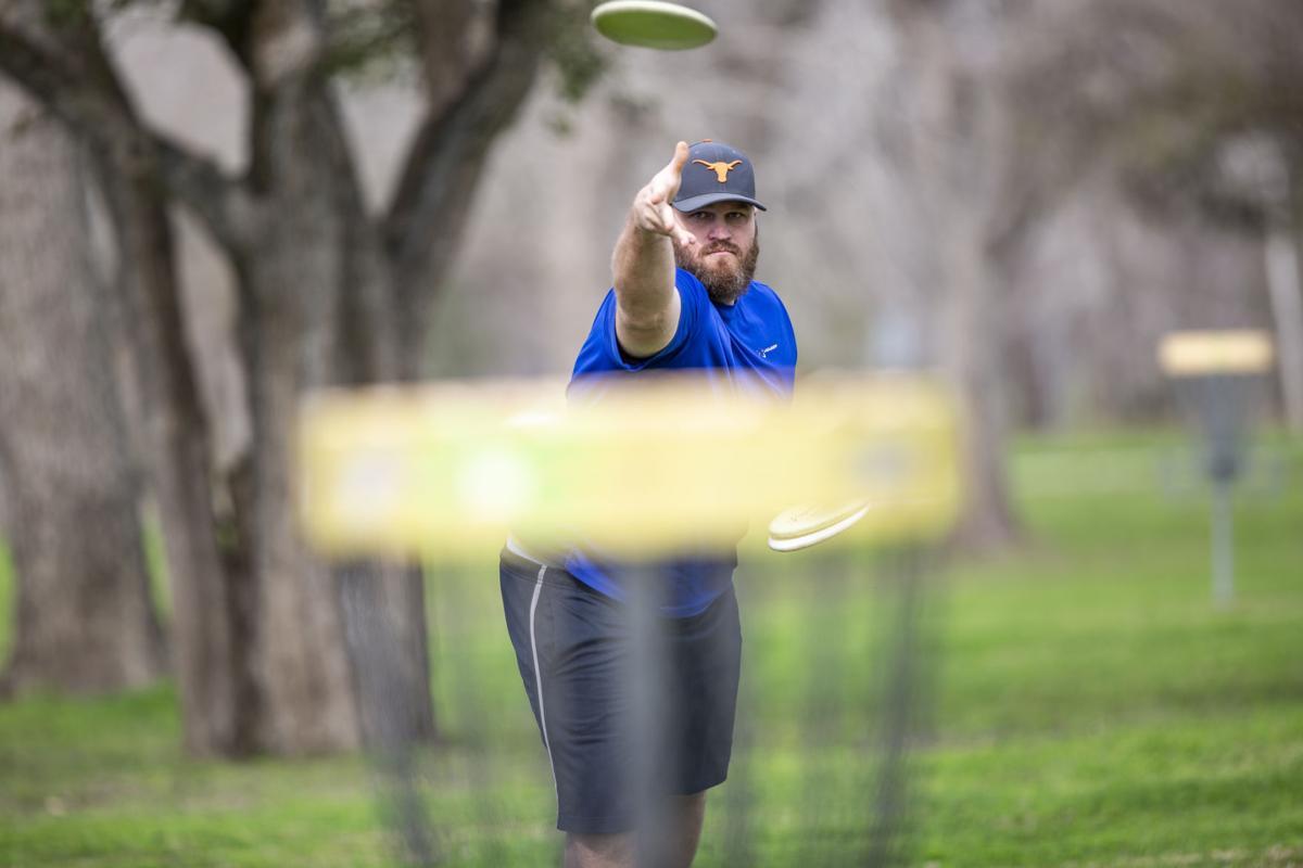 Competitors prepare for 36th annual Victoria Open Disc Golf Tournament