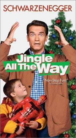 Jingle all the Way movie poster