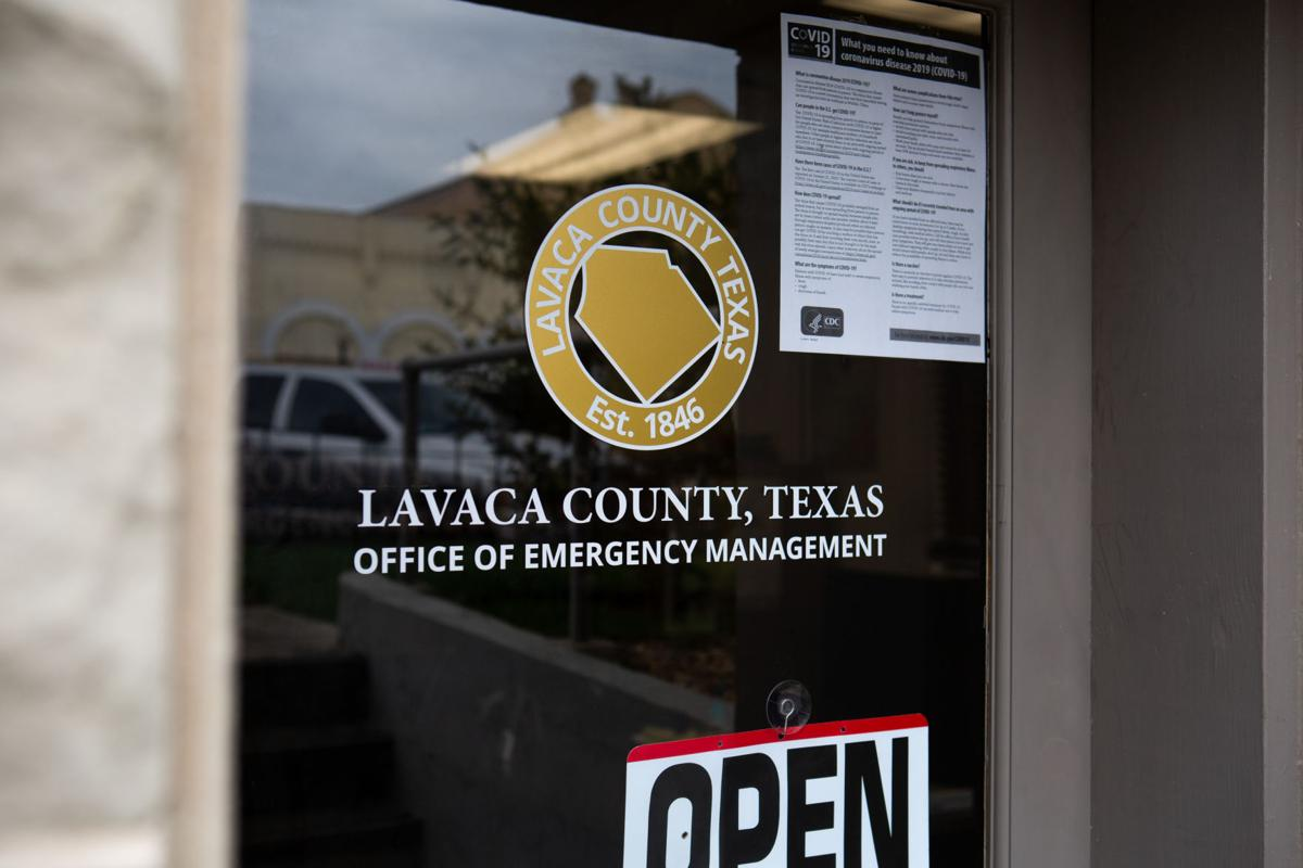 Lavaca County grapples with first confirmed case of COVID-19